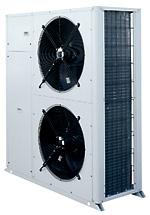Чиллер WESPER AquaLogic 20-30 с воздушным охлаждением конденсатора