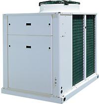 Чиллер WESPER AquaLogic 40-80 с воздушным охлаждением конденсатора
