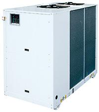 Чиллер WESPER CLS с воздушным охлаждением конденсатора