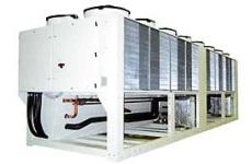 Чиллер WESPER SLS / SLH 1202 - 4004 с воздушным охлаждением конденсатора