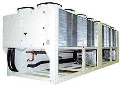 Чиллер WESPER SLS 8404 с воздушным охлаждением конденсатора