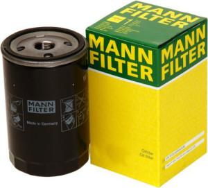 Масляный фильтр MANN