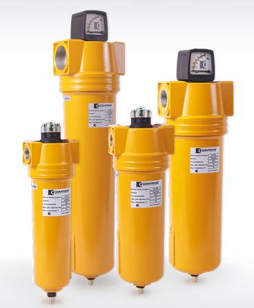 Фильтры газовые отечественного производства