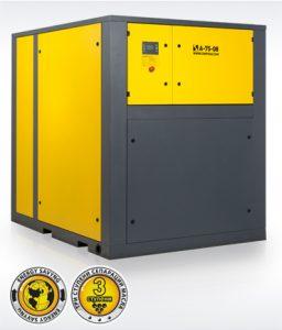 винтовые компрессоры COMPRAG AirStation производительностью до 13,8 кубических метров в минуту