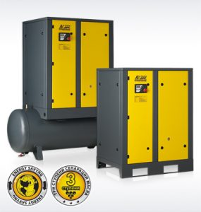 винтовые компрессоры COMPRAG AirStation производительностью до 3,6 кубических метров в минуту