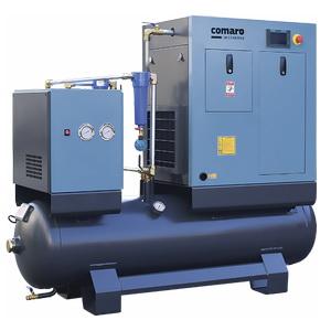 винтовой компрессор comaro lb 7,5/270