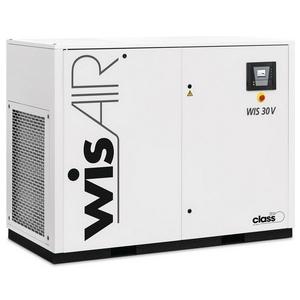 безмасляный винтовой компрессор с частотником abac wis 25v
