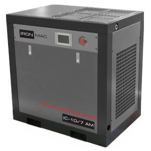винтовой компрессор ironmac
